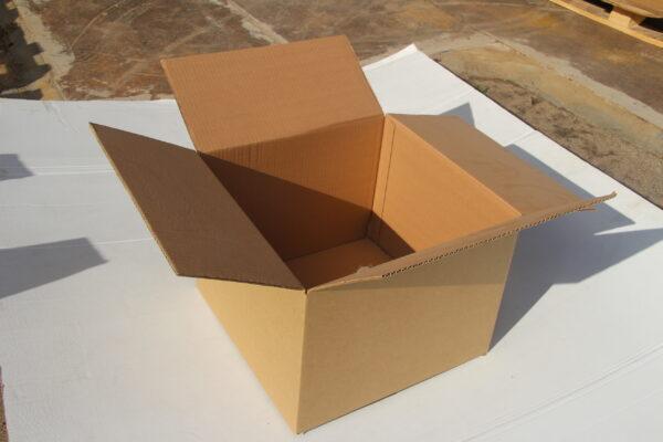 Коробка 410*410*300
