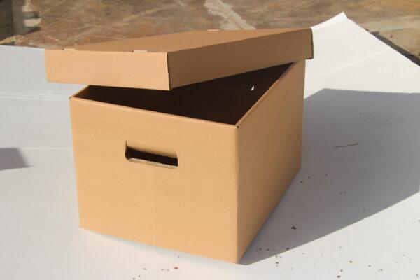 Коробка 395*315*270
