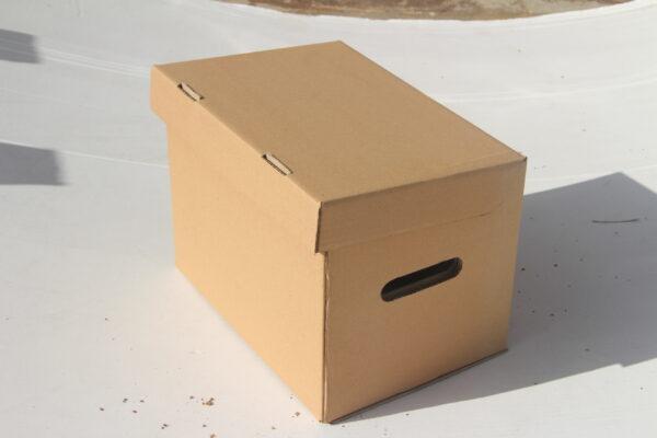 Коробка 325*235*235