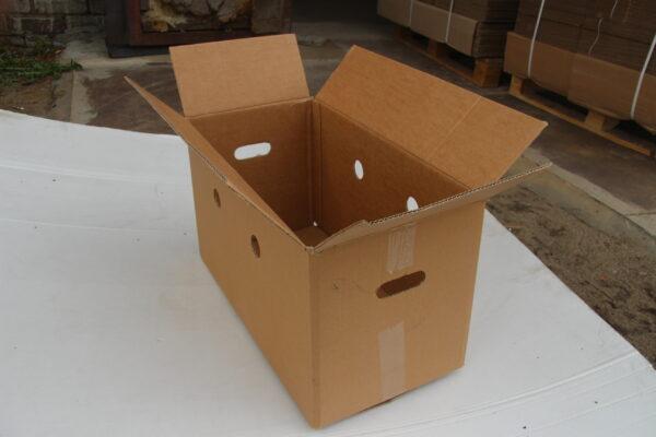 Коробка БУ 600*300*330