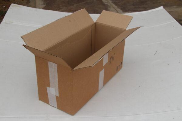 Коробка БУ 500*200*250