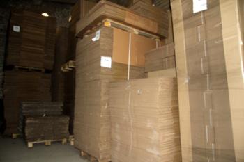 Купить коробки картонные в Москве