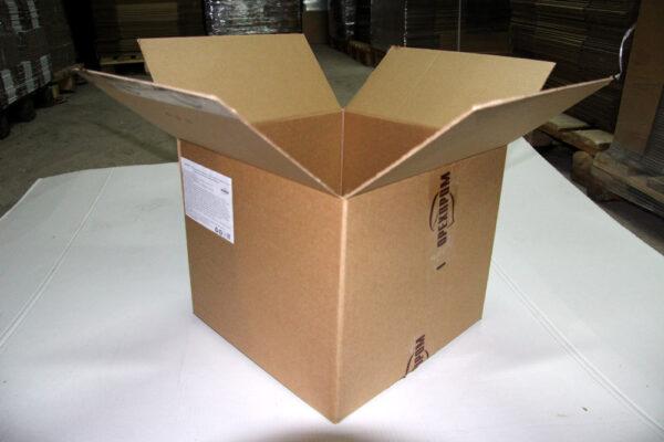 Коробка БУ 380х380х320