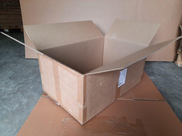 Коробка БУ 580x370x270